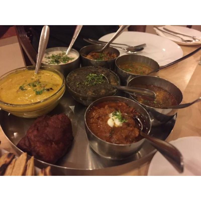 Veg Punjabi Dinner