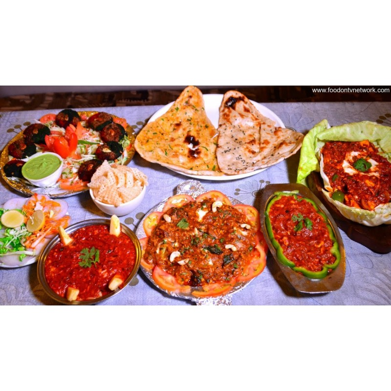 Punjabi Lunch