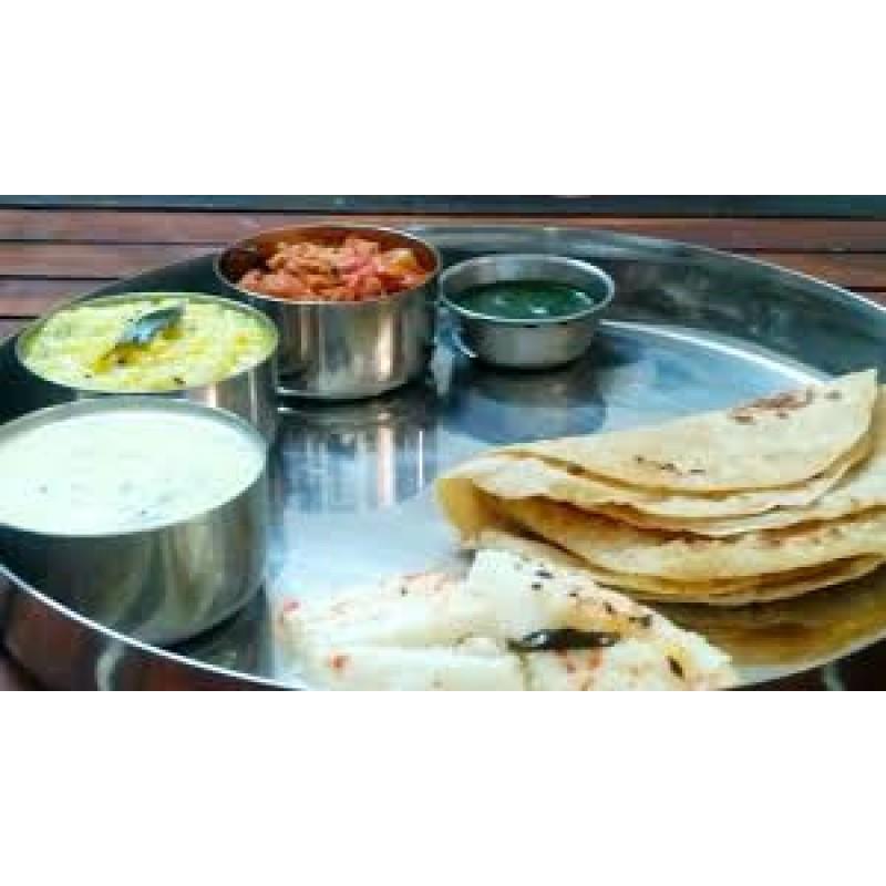 Gujarati / Kathiyawadi Lunch