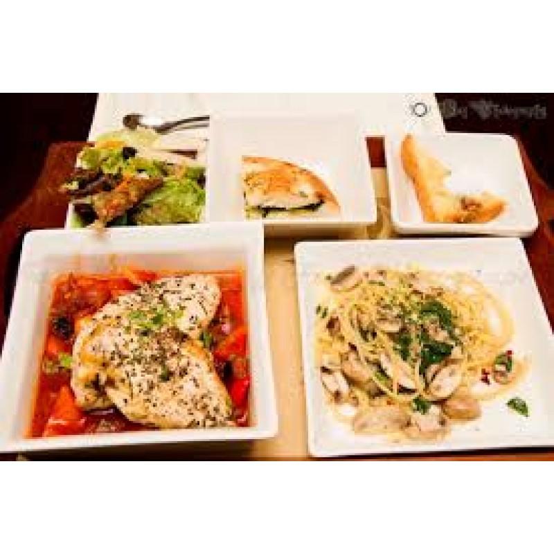 Italian / Mexican Dinner