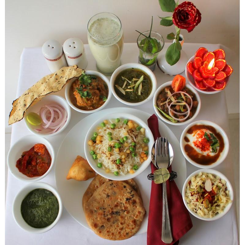 Veg Punjabi Lunch