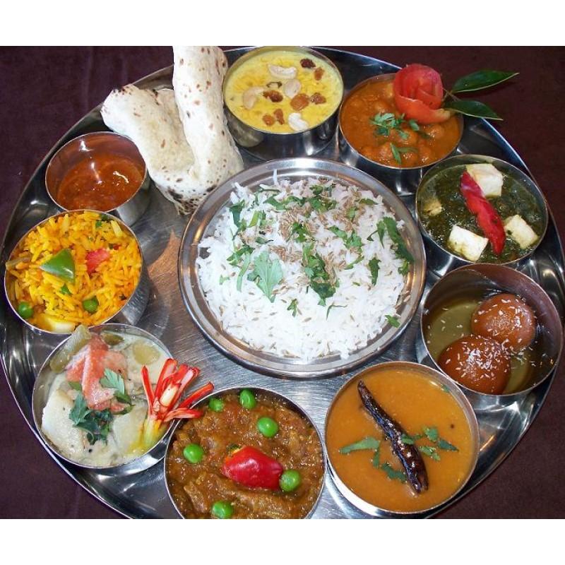 Non Veg Punjabi Dinner