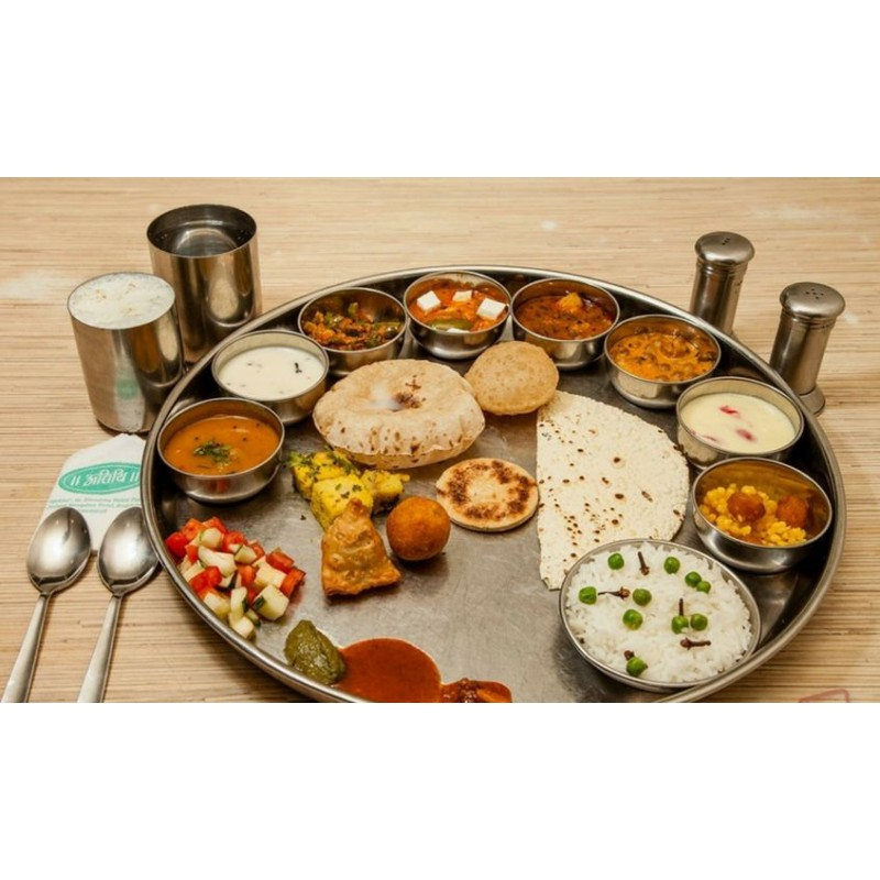 Gujarati / Kathiyawadi Dinner
